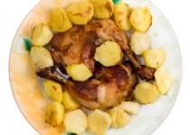 Pollo a la Cubana