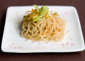 Spaguetti al Burro